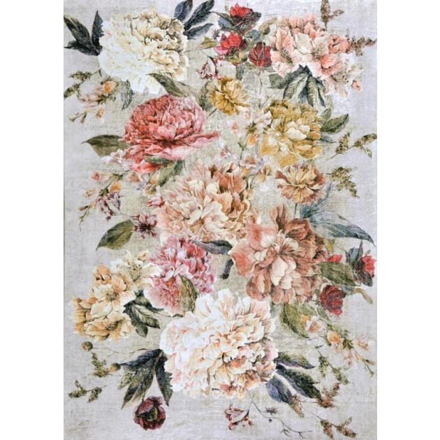 Bouquet peony multi