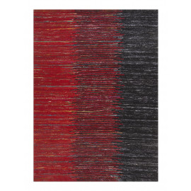 MILAN rood/zwart