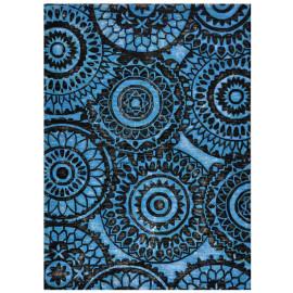 SUNFLOWER - zwart/m.blauw